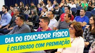 DIA DO EDUCADOR FÍSICO É CELEBRADO COM PREMIAÇÃO