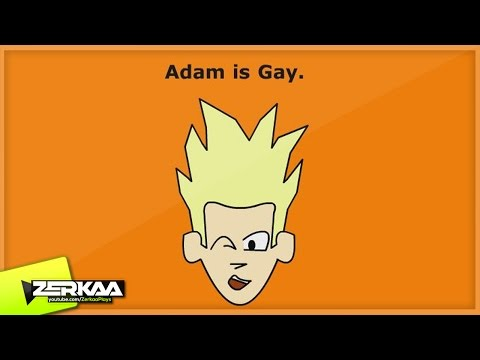 ADAM IS GAY (WITH SIMON)