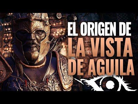 Assassin's Creed Odyssey | El Origen de la Vista de águila en la saga + ARMADURA ESPECIAL