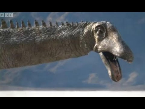 Diplodocus Herd - Walking with Dinosaurs: Ballad of Big Al - BBC