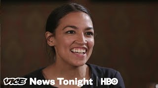 Alexandria Ocasio-Cortez: There's Room For Democratic Socialists In The Democratic Party (HBO)