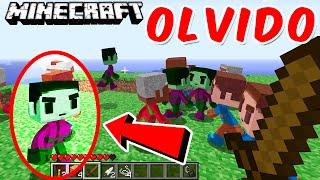 Los Mobs Olvidados y PERDIDOS en Minecraft (Indev 0.31) - Rabahrex