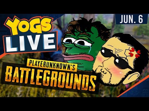 PUBG w/ Barry & ISP - 6th June 2017