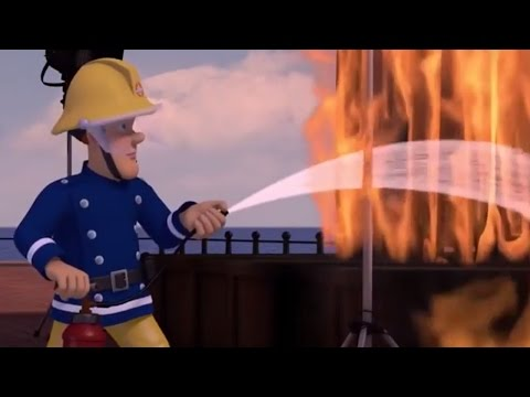 Fireman Sam New Episodes - 30min | Learn About Jobs / Pontyp
