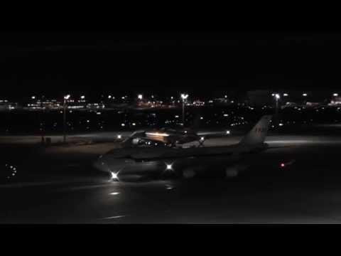 Thai International Boeing B747-4D7 HS-TGP Retro in TOKYO International Airport (HND/RJTT)