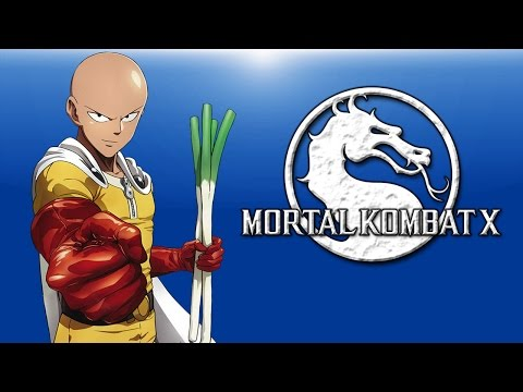 Mortal Kombat X - Ep 23 (Test Your Luck!!!) ONE PUNCH!