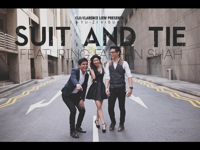 """Suit & Tie"" (Justin Timberlake) CLO/Clarence Liew ft. Farhan Shah - #CLOSuitAndTie"