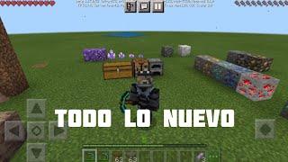 Minecraft - 1.17.0.52 - Todo Lo Nuevo Sobre De La Nueva Actualización.