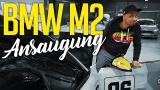 JP Performance - BMW M2 | Ansaugung