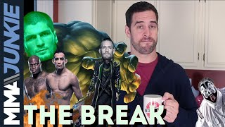 The Break: On UFC 229 and ... where do we even begin?