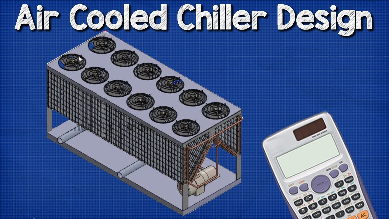 How Air Cooled Chiller Works Advanced Youtube