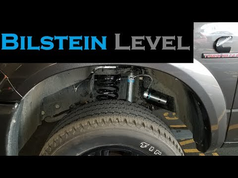 Bilstein 5160 2.3 inch Leveling Kit Review - 2017 Ram 2500 Cummins Laramie