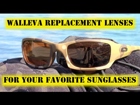 9b13b9642e Walleva Replacement Sunglass Lenses For Your Favorite Sunglasses ...