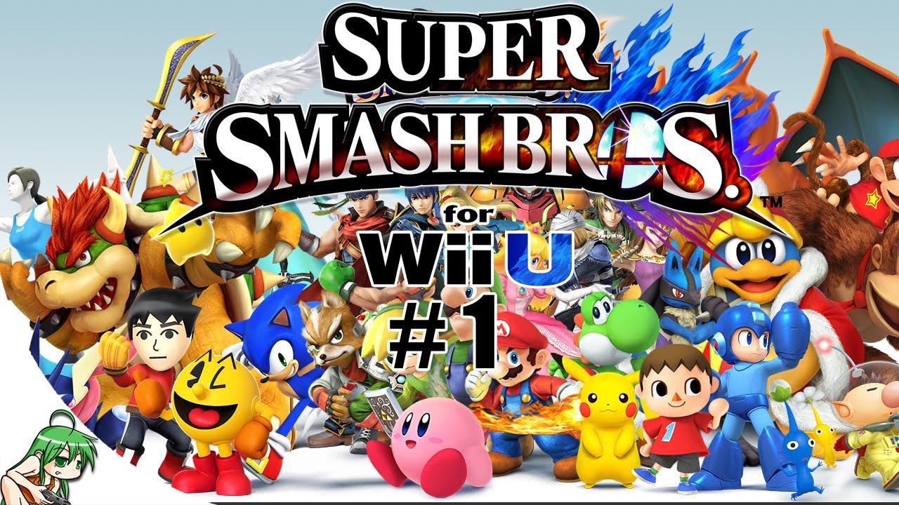Super Smash Bros. WiiU - Kirby #1 ~ German / Deutsch, Gameplay ...