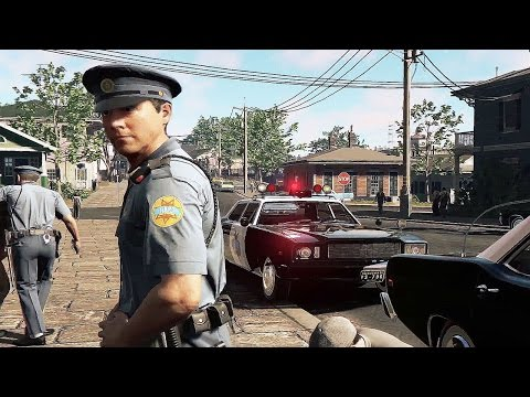 PS4 - Mafia 3 New Gameplay (The New Mob of New Bordeaux)