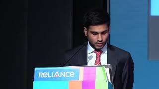 Anmol Ambani on Innovation at Reliance