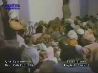 Majlis Irfan -1984-02-15_part 6/7 Ahmadiyya Islam Pakistan