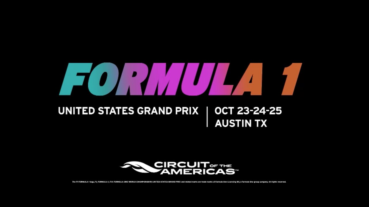 Formula 1 United States Grand Prix: The Turbocharged Party