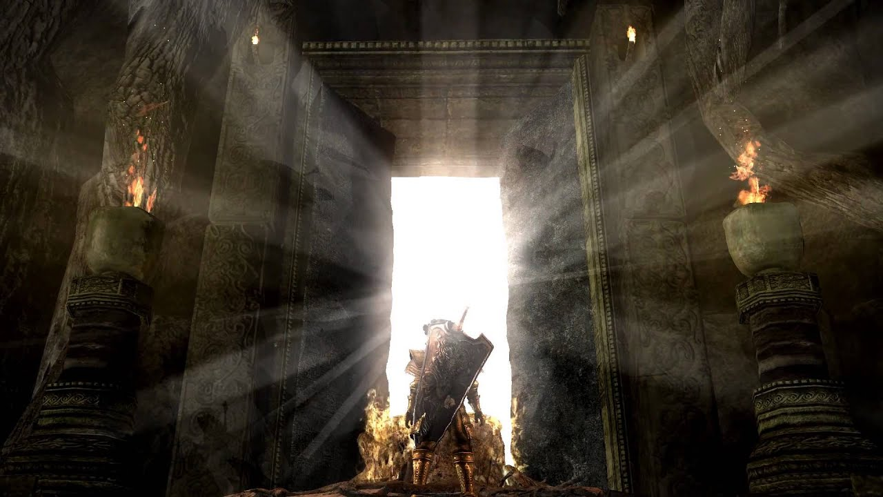 dark souls how to get lordvessel
