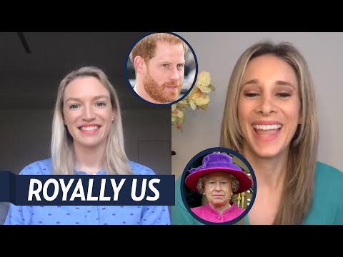 Harry & Meghan Leave Royal Life, Plus We Dissect What 'The Crown' Got Right & Wrong: Royally Us