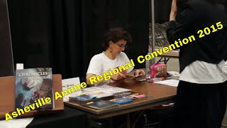 Asheville Anime Regional Convention 2015