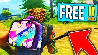 "HOW DOS'S ACCESSOIRE ""TERREUR FLUO"" - FREE on Fortnite Battle Royale!"