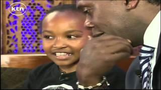 Baby Wendy Waeni Disses Jeff Koinange
