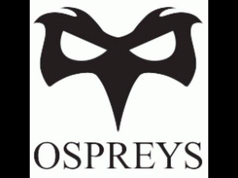 Ospreys 19 - 13 Munster (First Half) - 03/12/2011
