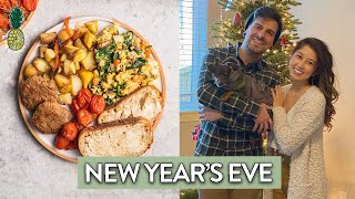 What We Ate & Did New Year's Eve 2019 (Vlog)