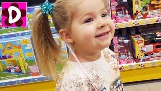 Диана и Мама в МАГАЗИНЕ ИГРУШЕК Покупаем Куклы Аниме Видео для Детей Новая Кукла Shibajuku Girl Влог(, 2017-01-28T15:00:03.000Z)