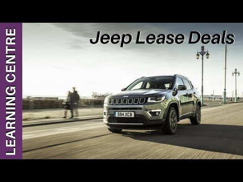 Jeep Lease Deals | OSV Learning Centre