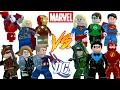 MARVEL VS DC COMICS - LEGO Avengers (Vingadores) Briga de Herois #118