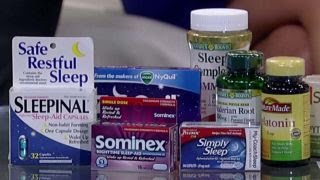 Truth about sleeping pills: Are they dangerous? - YouTube
