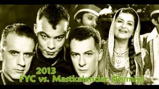 Download Dama Dum Mast Kalandar Rock Remix 2013 with Fine Young Canibals MP3 song and Music Video