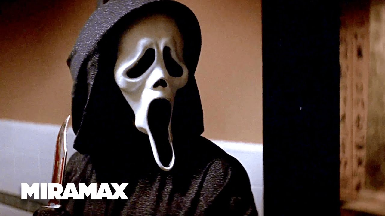 Scream 2 Its Only A Movie Hd Jada Pinkett Smith Omar Epps
