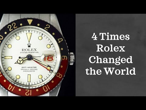 The 4 Greatest Rolex Innovations (True Story)