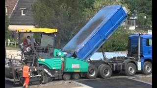 VÖGELE SUPER 1803-2 - The Most Powerful Wheeled Paver in its Class