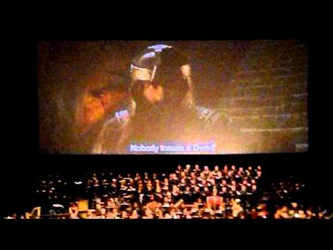 Lord of the Rings in Concert Bridge of Khazad-Dûm