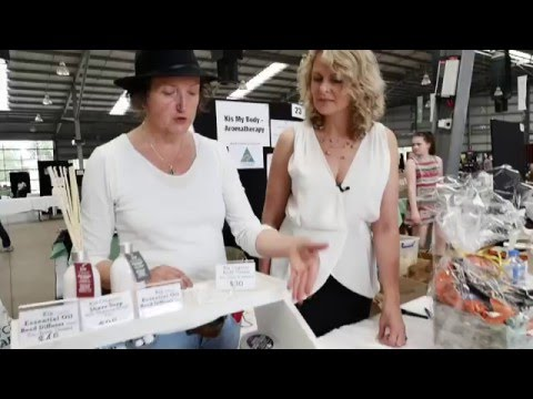 Bartercard  Melbourne Trade Show 2015  Kiss My Body Interview