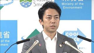 ウォームビズ始まる 小泉大臣、効果検証の考え示す(19/11/01)