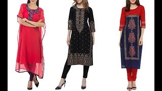 Beautiful Kurti / kurta designs Collection photo / images