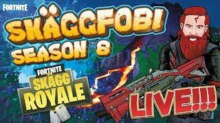 CUSTOM GAMES Team Rumble!   !skägg   FORTNITE LIVE SVENSKA 🔴
