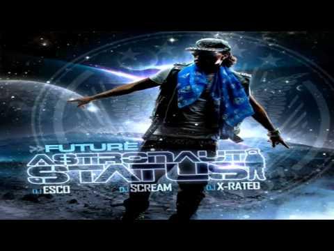 Future - Blow (Feat. Ludacris & Rocko) [Astronaut Status] 2012