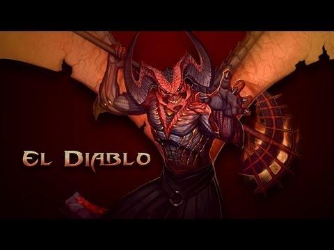 видео: el diablo - utimate Аватар ravenor