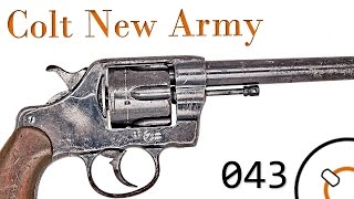 Small Arms of WWI Primer 043: U.S. Colt New Army