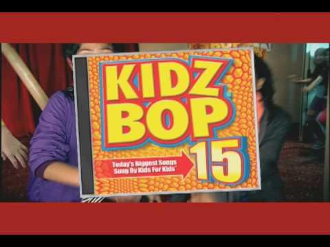 Kidz Bop 15 - As Seen On TV