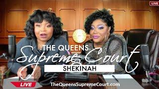 "Ts Madison ""The Queens Supreme Court"" w/ SHEKINAH JO"