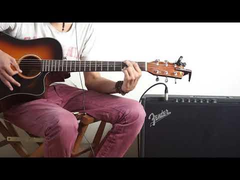 Sunflower (Post Malone) Ft (Swae Lee) Guitar Cover #sunflower #postmalone #swaelee