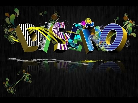 TUTORIAL HD PHOTOSHOP, MAGIX 3D MAKER, TEXT IN 3D CREATIVE COLOR