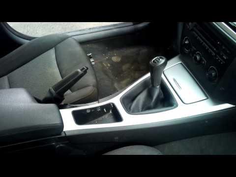 Professional Car Wash & Detailing - Interior Detailing - BMW 318